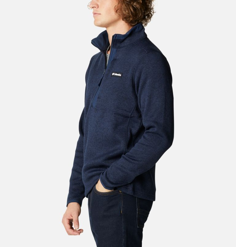 Men's Sweater Weather™ Half Zip Pullover Men's Sweater Weather™ Half Zip Pullover, a1