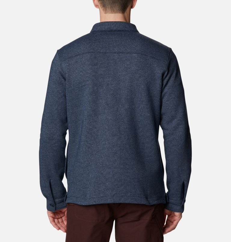 Men's Great Hart Mountain™ Shirt Jacket Men's Great Hart Mountain™ Shirt Jacket, back