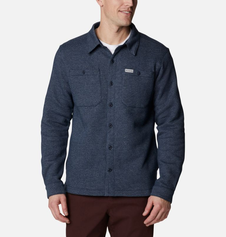Men's Great Hart Mountain™ Shirt Jacket Men's Great Hart Mountain™ Shirt Jacket, front