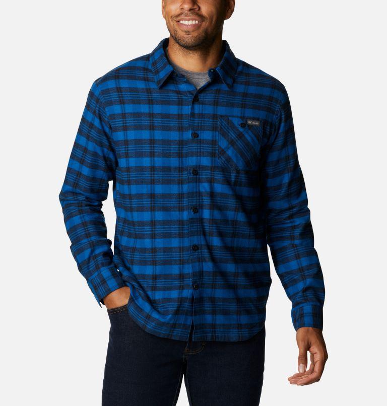 Men's Cornell Woods™ Fleece Lined Flannel Shirt Men's Cornell Woods™ Fleece Lined Flannel Shirt, front