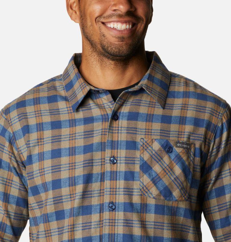Men's Cornell Woods™ Fleece Lined Flannel Shirt Men's Cornell Woods™ Fleece Lined Flannel Shirt, a2