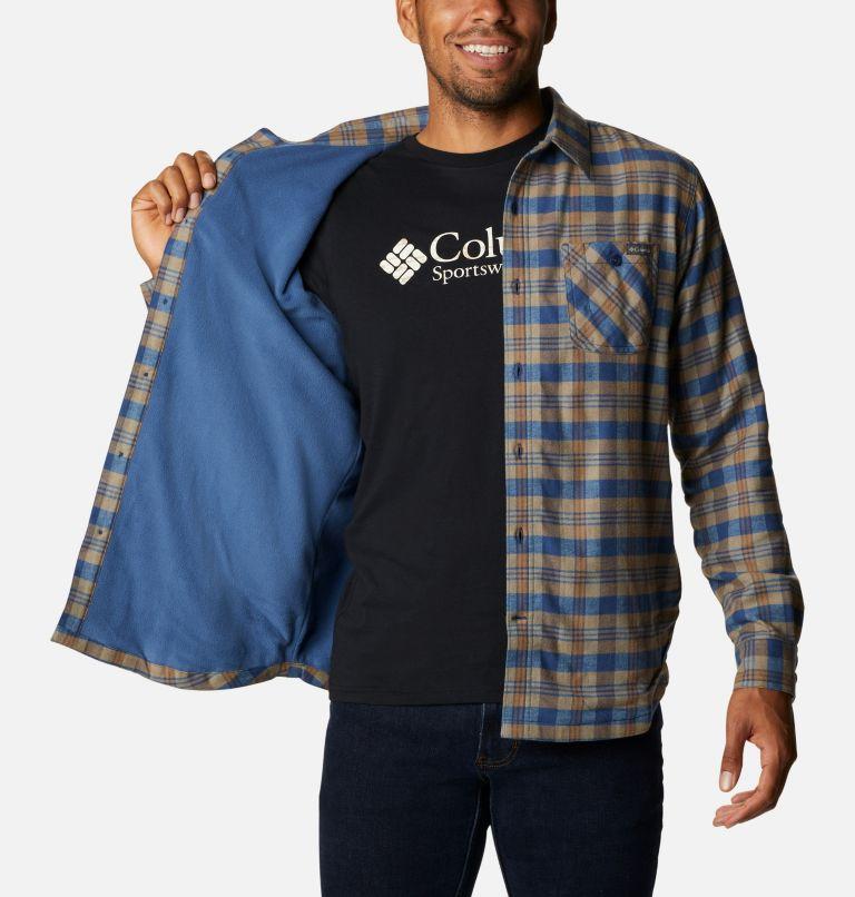 Men's Cornell Woods™ Fleece Lined Flannel Shirt Men's Cornell Woods™ Fleece Lined Flannel Shirt, a3