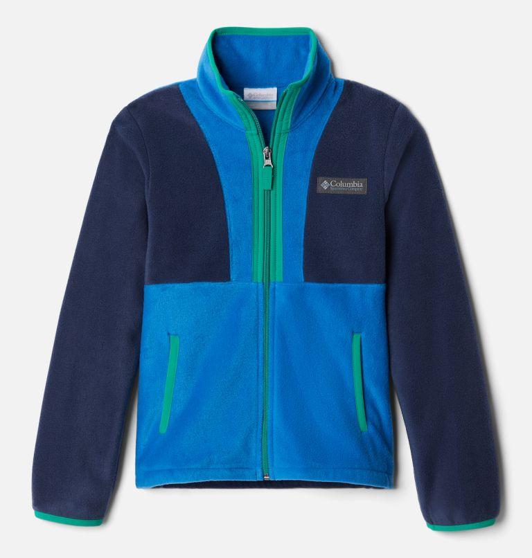 Manteau polaire à fermeture éclair Back Bowl™ pour enfant Manteau polaire à fermeture éclair Back Bowl™ pour enfant, front