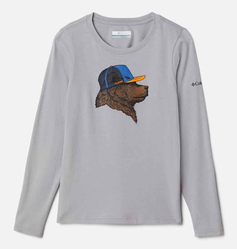 Boys' Dobson Pass™ Long Sleeve Graphic T-Shirt Boys' Dobson Pass™ Long Sleeve Graphic T-Shirt, front