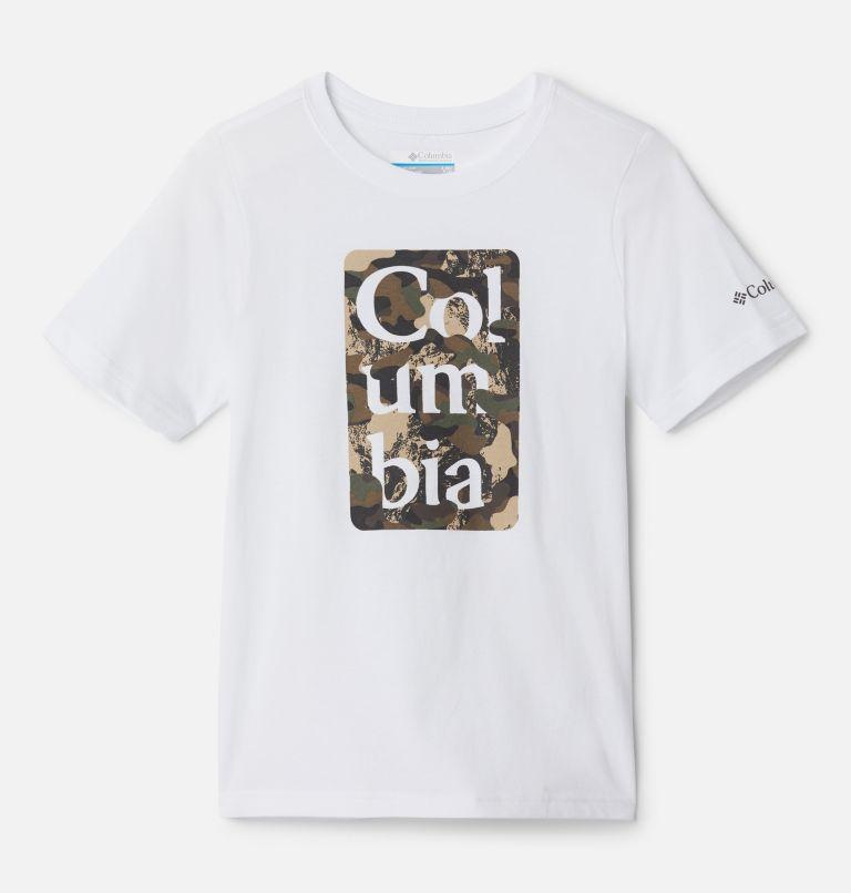 Boys' Basin Ridge™ Short Sleeve Graphic T-Shirt Boys' Basin Ridge™ Short Sleeve Graphic T-Shirt, front