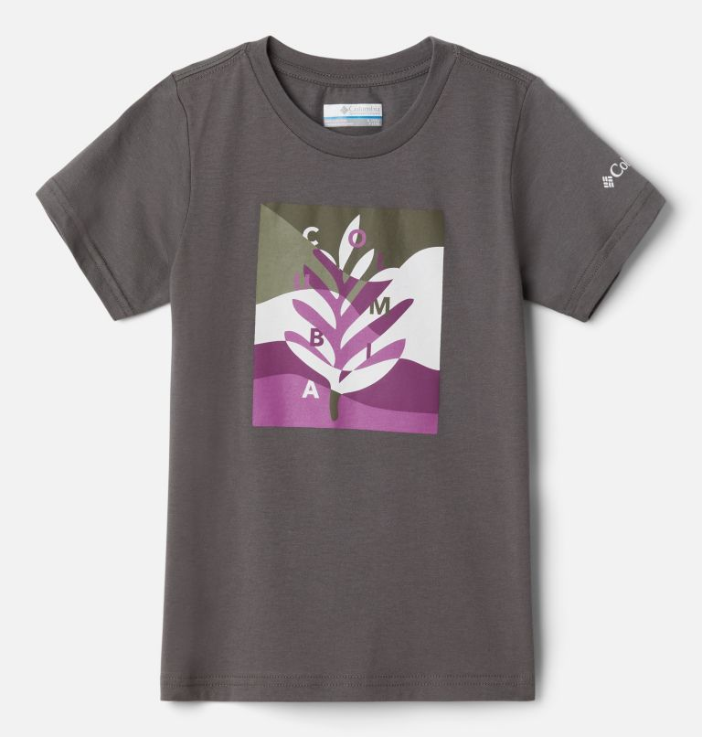Girls' Bessie Butte™ Short Sleeve Graphic T-Shirt Girls' Bessie Butte™ Short Sleeve Graphic T-Shirt, front