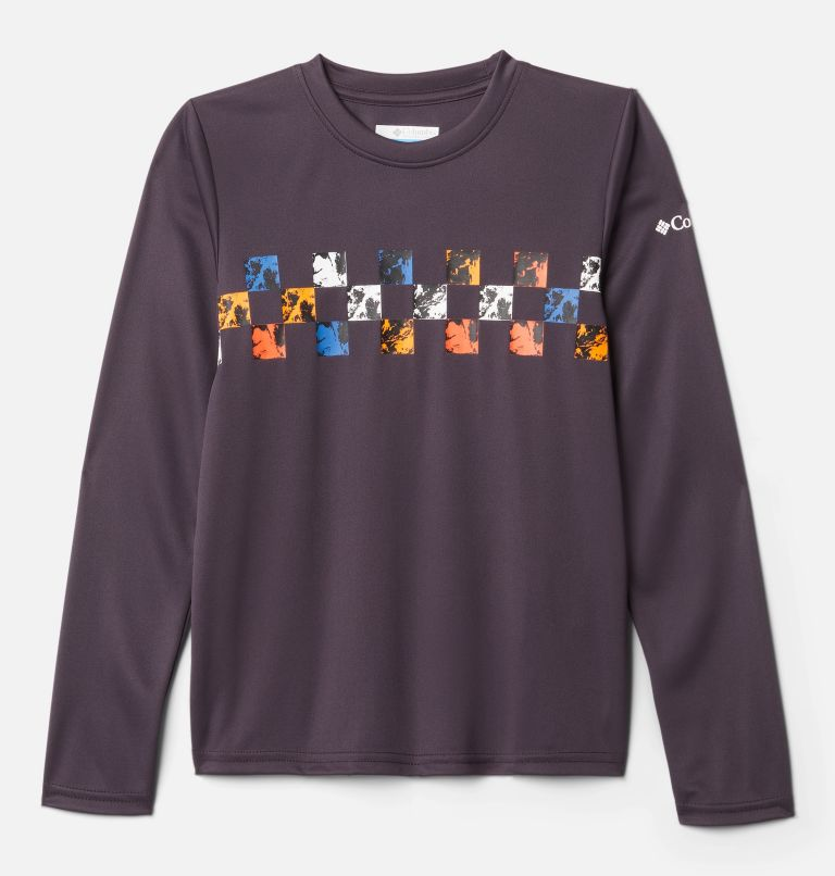 Boys' Grizzly Peak™ Long Sleeve Graphic T-Shirt Boys' Grizzly Peak™ Long Sleeve Graphic T-Shirt, front