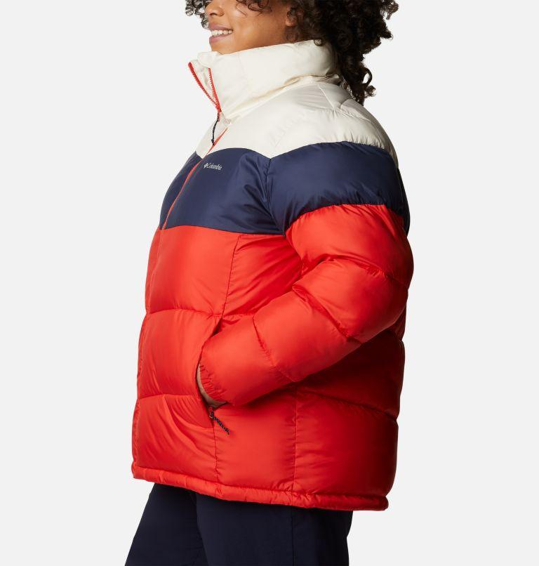 Women's Puffect™ Color Blocked Jacket - Plus Size Women's Puffect™ Color Blocked Jacket - Plus Size, a1