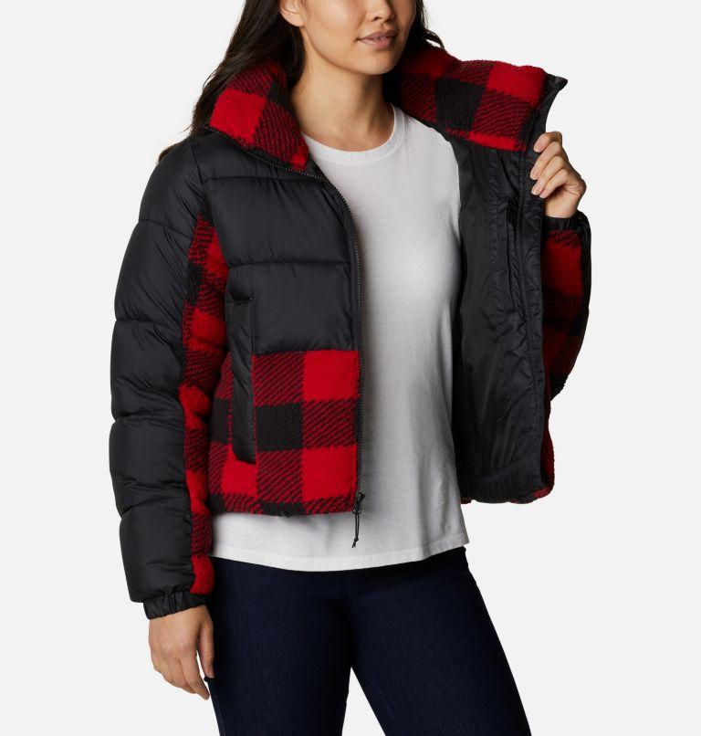 Women's Leadbetter Point™ Sherpa Hybrid Jacket Women's Leadbetter Point™ Sherpa Hybrid Jacket, a3