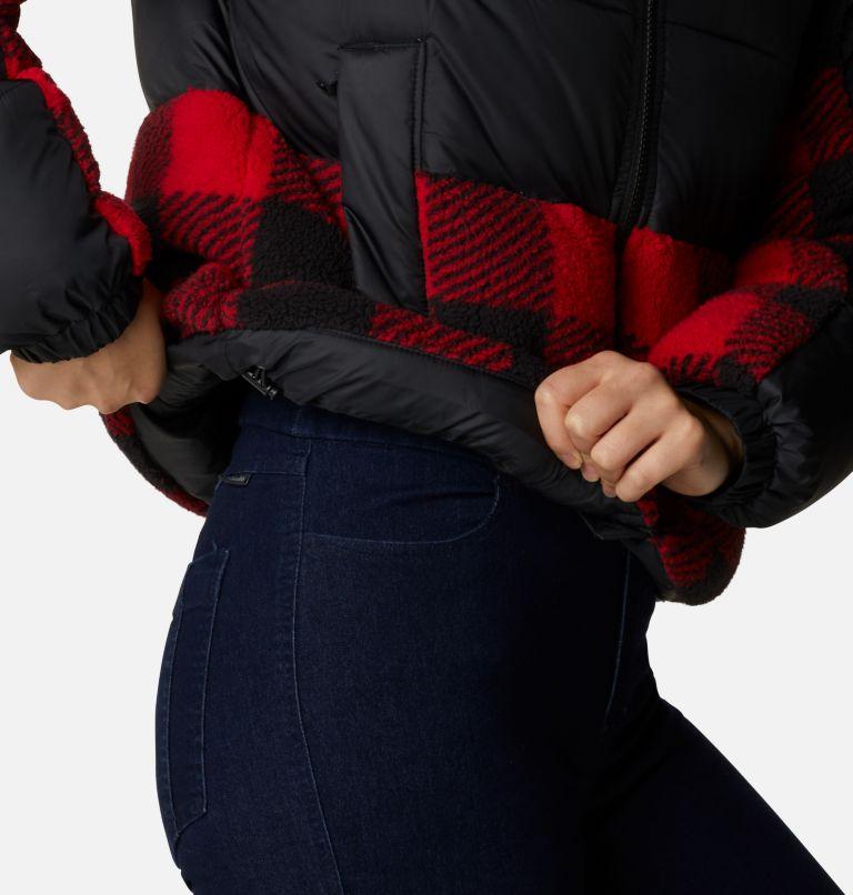 Women's Leadbetter Point™ Sherpa Hybrid Jacket Women's Leadbetter Point™ Sherpa Hybrid Jacket, a4
