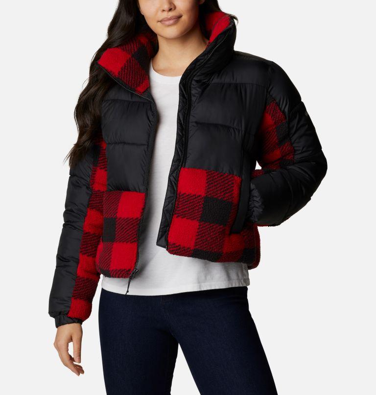 Women's Leadbetter Point™ Sherpa Hybrid Jacket Women's Leadbetter Point™ Sherpa Hybrid Jacket, front