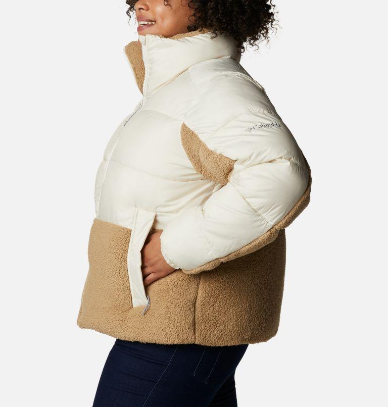 Women's Leadbetter Point™ Sherpa Hybrid Jacket - Plus Size Women's Leadbetter Point™ Sherpa Hybrid Jacket - Plus Size, a1
