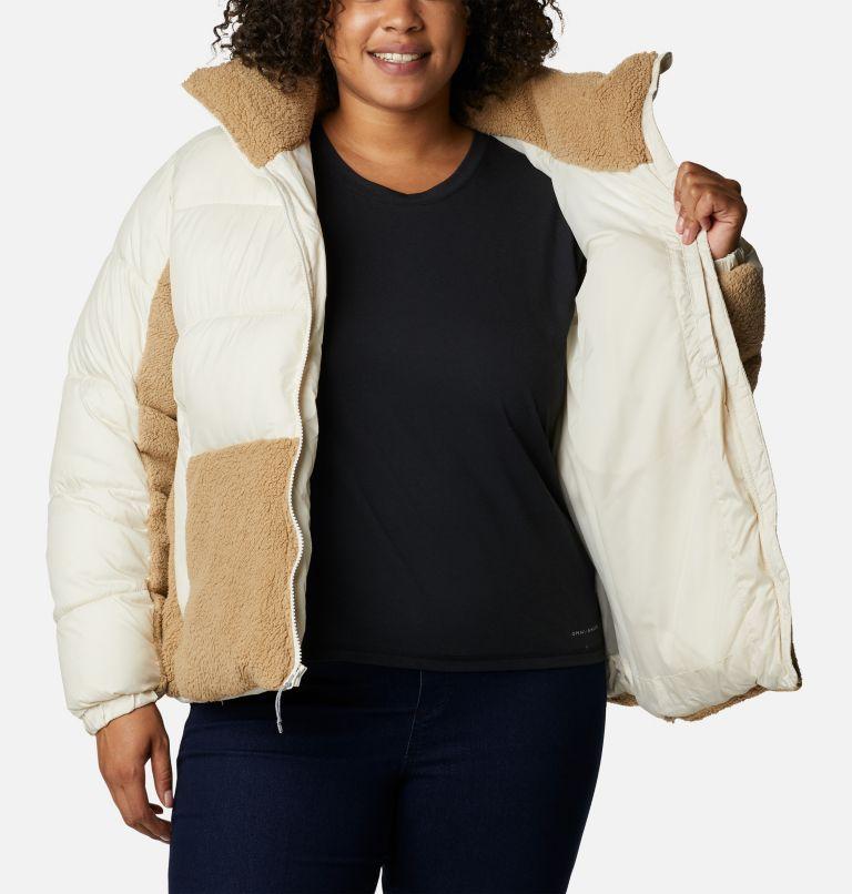 Women's Leadbetter Point™ Sherpa Hybrid Jacket - Plus Size Women's Leadbetter Point™ Sherpa Hybrid Jacket - Plus Size, a3