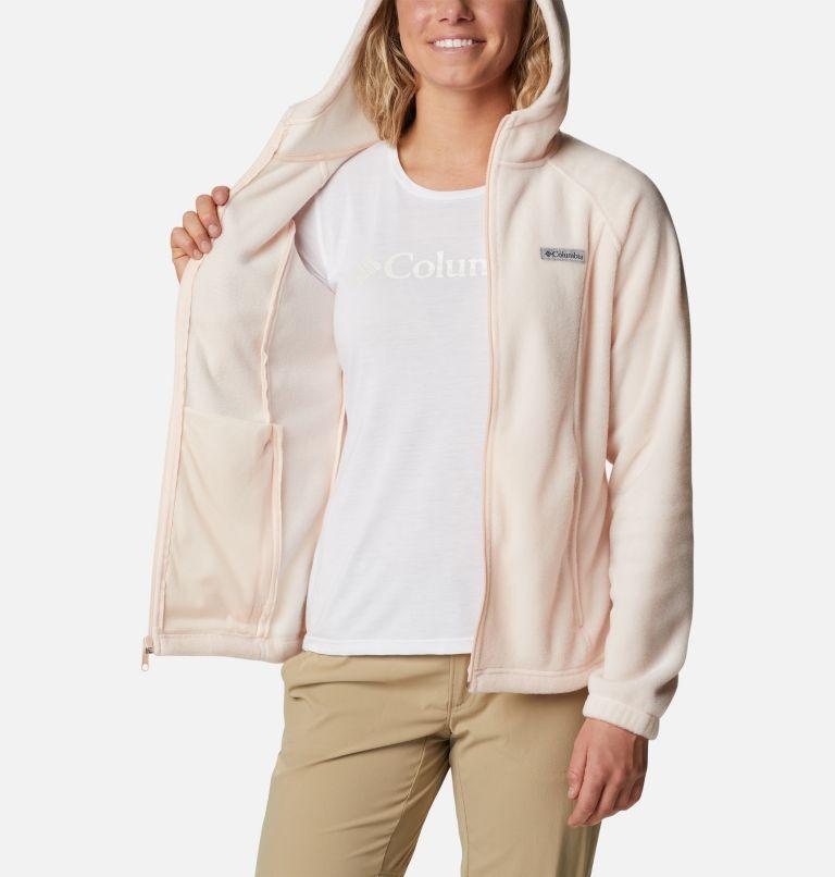 Benton Springs™ Full Zip Hoodie | 886 | XS Women's Benton Springs™ Full Zip Hoodie, Peach Quartz, a3