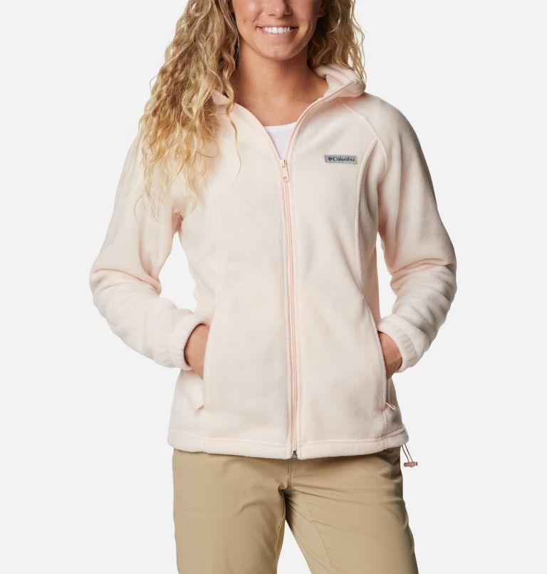 Benton Springs™ Full Zip Hoodie | 886 | XS Women's Benton Springs™ Full Zip Hoodie, Peach Quartz, front