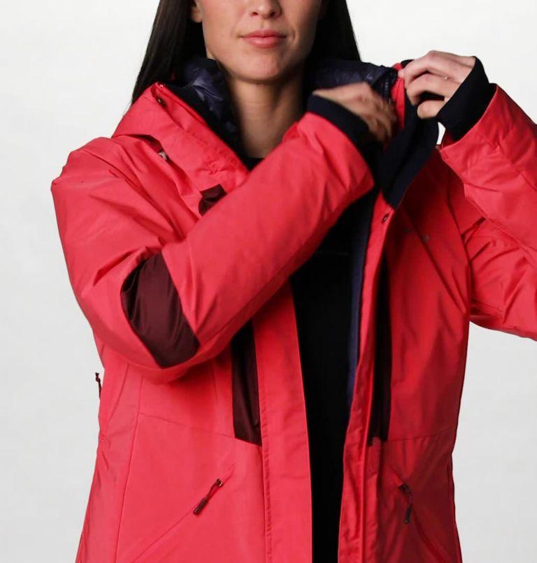 Women's Forbidden Peak™ Interchange Jacket Women's Forbidden Peak™ Interchange Jacket, video