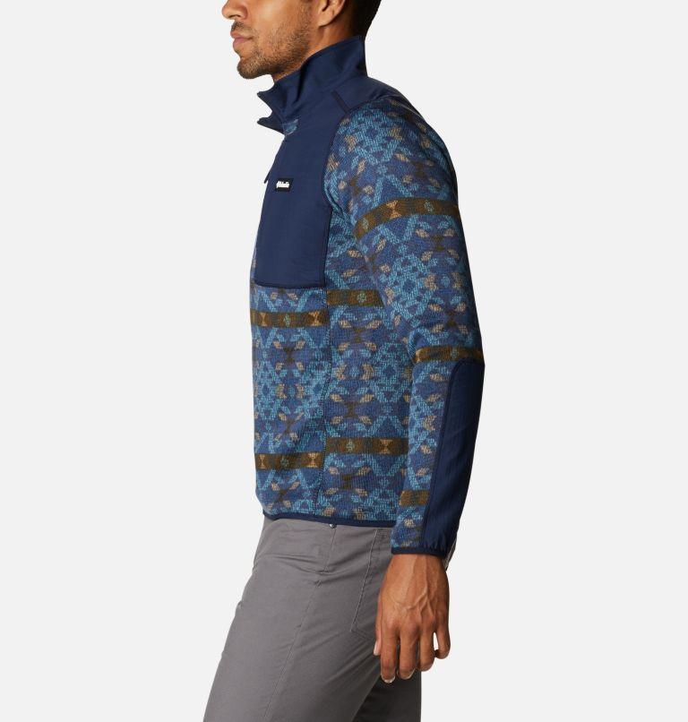 Men's Sweater Weather™ Printed Half Zip Pullover Men's Sweater Weather™ Printed Half Zip Pullover, a1