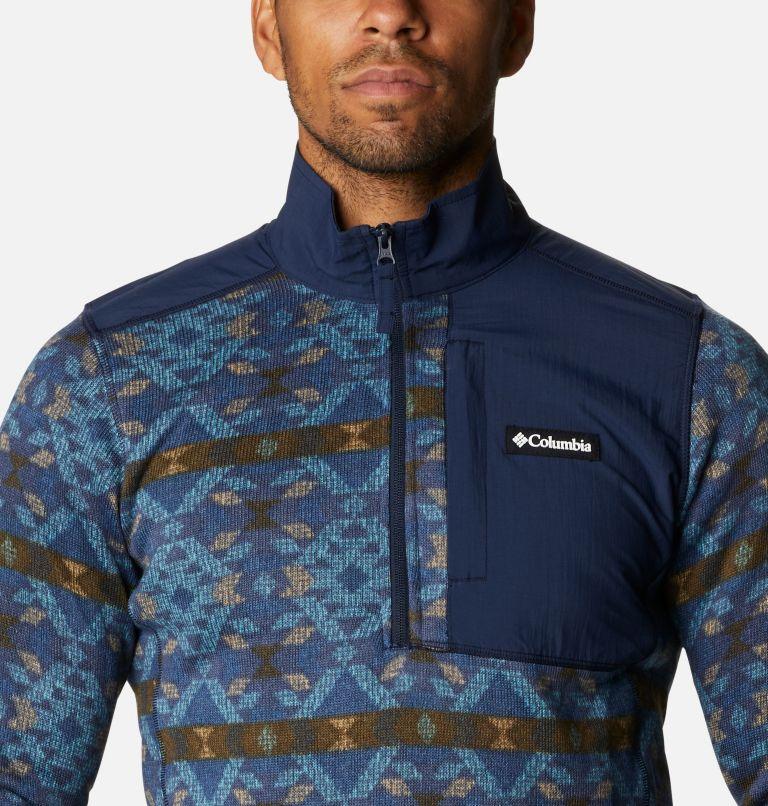 Men's Sweater Weather™ Printed Half Zip Pullover Men's Sweater Weather™ Printed Half Zip Pullover, a2
