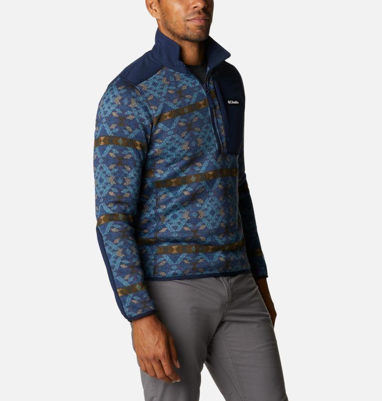Men's Sweater Weather™ Printed Half Zip Pullover Men's Sweater Weather™ Printed Half Zip Pullover, a3