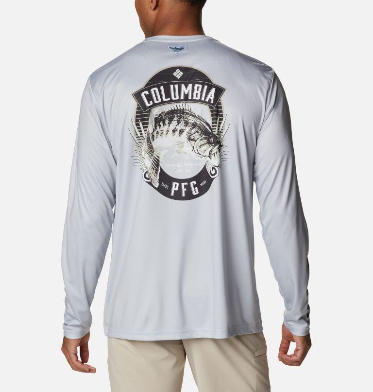 Men's PFG Terminal Tackle™ Vintage Sign Long Sleeve Shirt Men's PFG Terminal Tackle™ Vintage Sign Long Sleeve Shirt, front