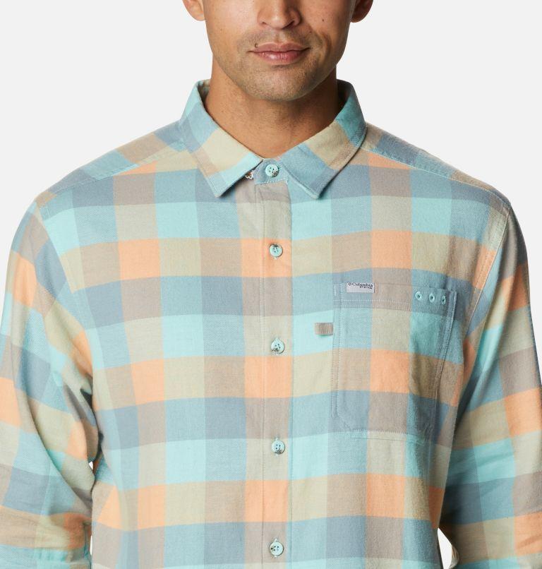 Men's PFG Slack Tide™ Flannel Long Sleeve Shirt Men's PFG Slack Tide™ Flannel Long Sleeve Shirt, a2