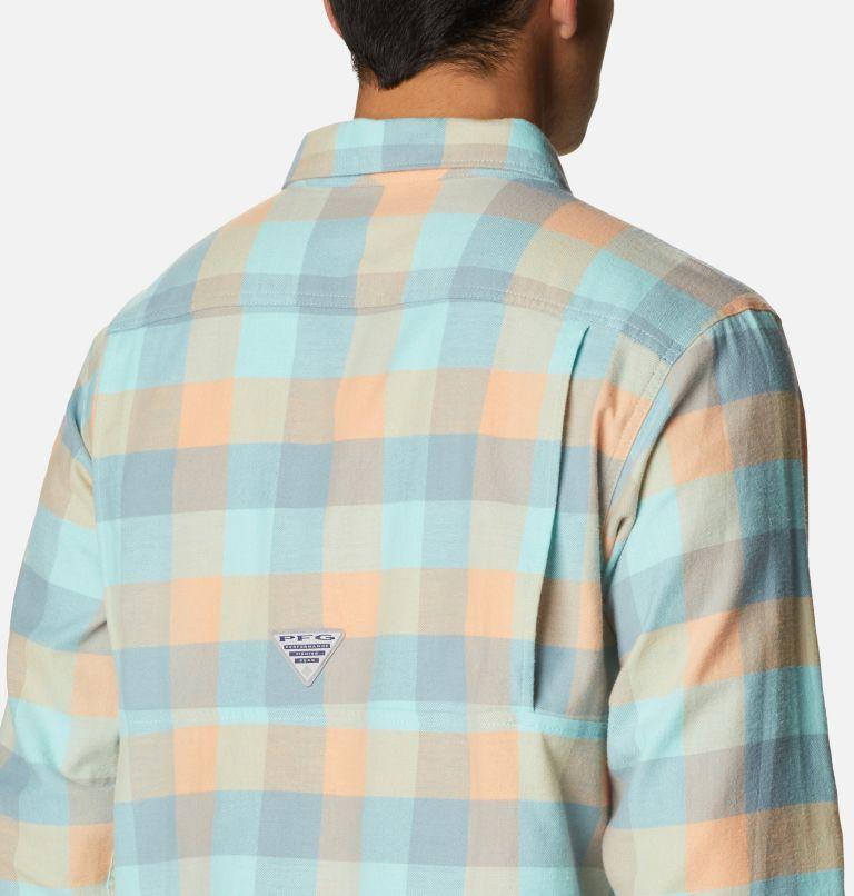 Men's PFG Slack Tide™ Flannel Long Sleeve Shirt Men's PFG Slack Tide™ Flannel Long Sleeve Shirt, a3