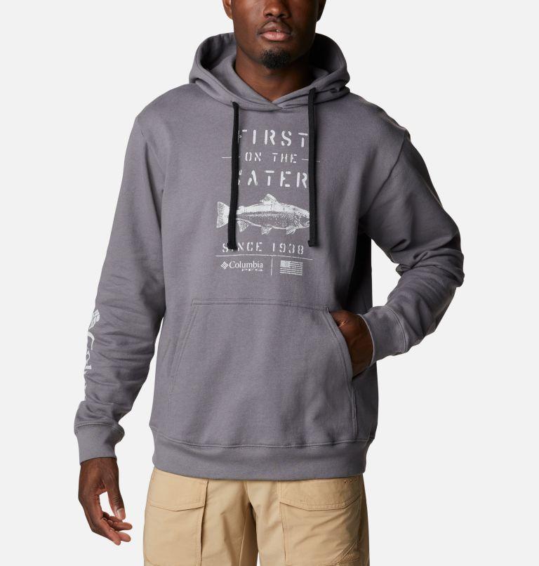 Men's PFG™ Utility Graphic Hoodie Men's PFG™ Utility Graphic Hoodie, front