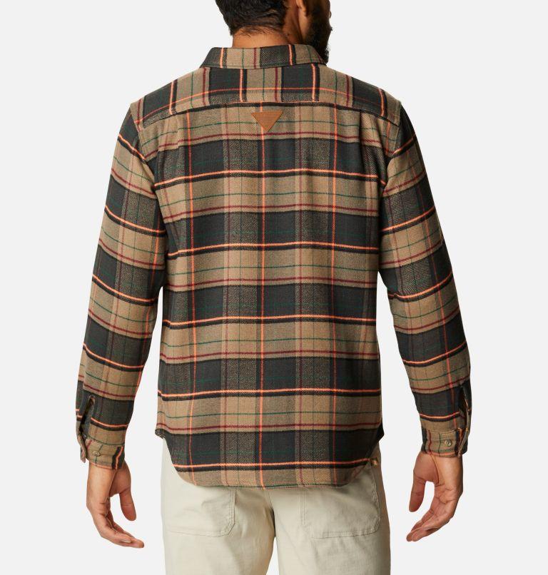 Men's Roughtail™ HW Field Flannel Shirt Men's Roughtail™ HW Field Flannel Shirt, back