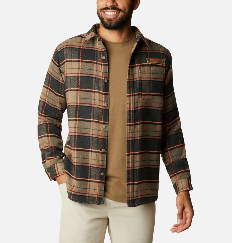 Men's Roughtail™ HW Field Flannel Shirt Men's Roughtail™ HW Field Flannel Shirt, front