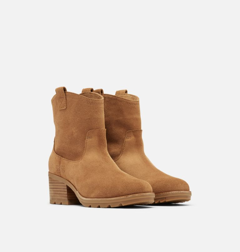 Women's Cate™ Pull On Bootie Women's Cate™ Pull On Bootie, 3/4 front