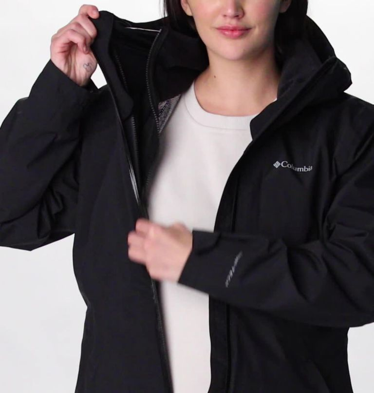 Women's Tipsoo Lake™ Interchange Jacket Women's Tipsoo Lake™ Interchange Jacket, video