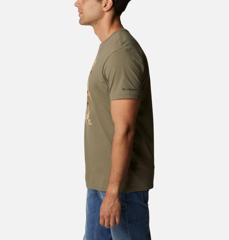 Men's Rebel Ridge™ Organic Cotton Graphic T-Shirt Men's Rebel Ridge™ Organic Cotton Graphic T-Shirt, a1