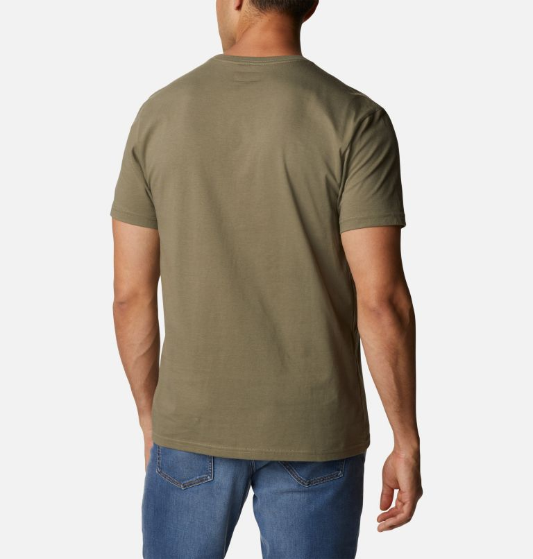 Men's Rebel Ridge™ Organic Cotton Graphic T-Shirt Men's Rebel Ridge™ Organic Cotton Graphic T-Shirt, back