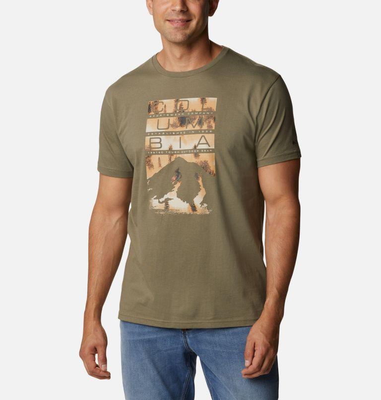 Men's Rebel Ridge™ Organic Cotton Graphic T-Shirt Men's Rebel Ridge™ Organic Cotton Graphic T-Shirt, front