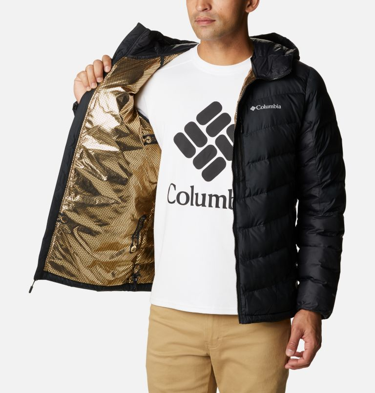 Men's Labyrinth Loop™ Omni-Heat™ Infinity Insulated Hooded Jacket Men's Labyrinth Loop™ Omni-Heat™ Infinity Insulated Hooded Jacket, a3