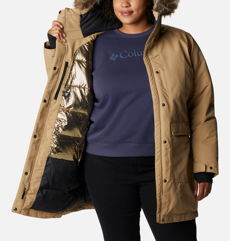 Women's Little Si™ Insulated Parka - Plus Size Women's Little Si™ Insulated Parka - Plus Size, a3