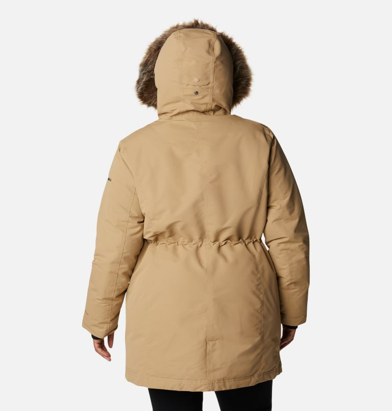 Women's Little Si™ Insulated Parka - Plus Size Women's Little Si™ Insulated Parka - Plus Size, back