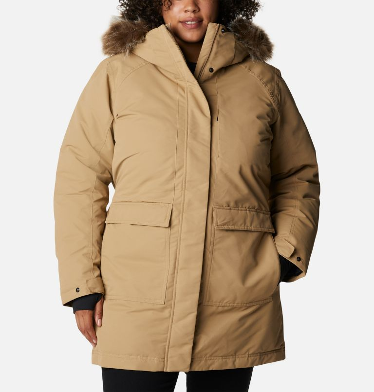 Women's Little Si™ Insulated Parka - Plus Size Women's Little Si™ Insulated Parka - Plus Size, front
