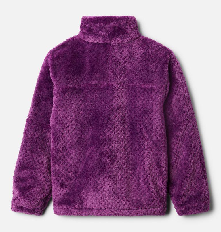 Chandail en laine polaire Sherpa avec demi-fermeture éclair Fire Side™ II pour fille Chandail en laine polaire Sherpa avec demi-fermeture éclair Fire Side™ II pour fille, back