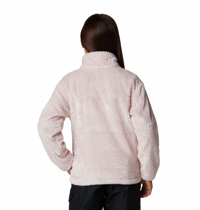 Girls' Fire Side™ II Half-Zip Sherpa Fleece Girls' Fire Side™ II Half-Zip Sherpa Fleece, back