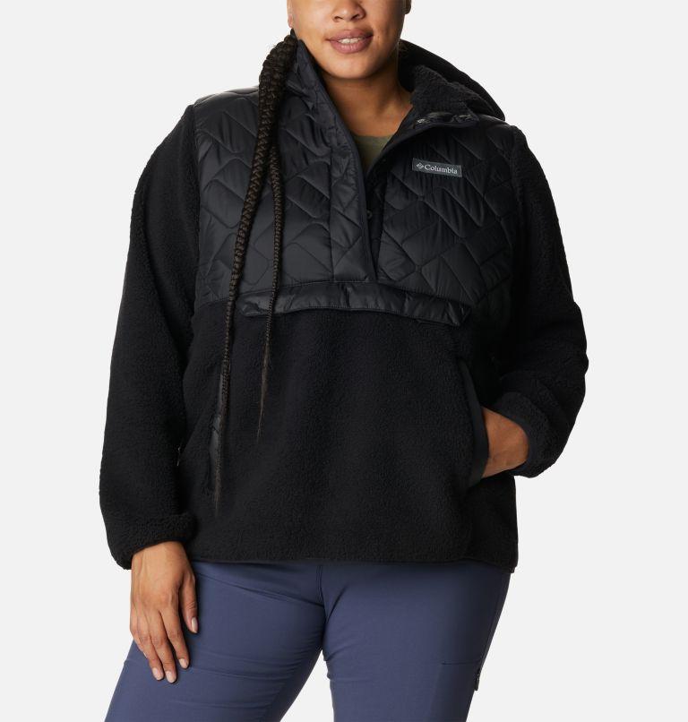 Chandail à capuchon en laine polaire Sweet View™ pour femme - Grandes tailles Chandail à capuchon en laine polaire Sweet View™ pour femme - Grandes tailles, front