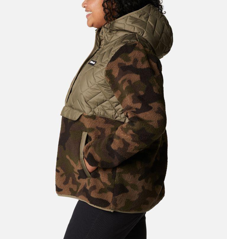 Women's Sweet View™ Hooded Fleece Pullover - Plus Women's Sweet View™ Hooded Fleece Pullover - Plus, a1