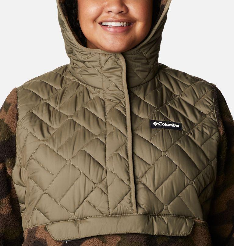 Women's Sweet View™ Hooded Fleece Pullover - Plus Women's Sweet View™ Hooded Fleece Pullover - Plus, a2