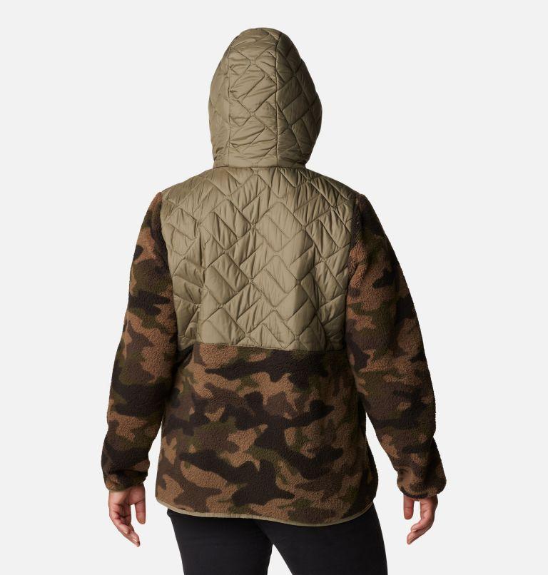 Women's Sweet View™ Hooded Fleece Pullover - Plus Women's Sweet View™ Hooded Fleece Pullover - Plus, back