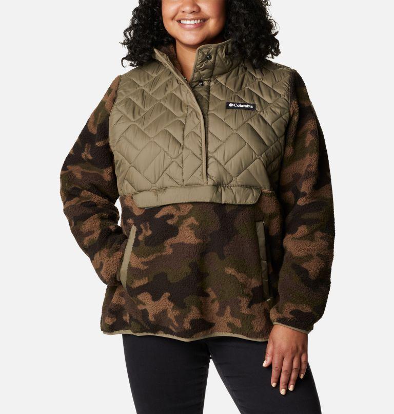 Women's Sweet View™ Hooded Fleece Pullover - Plus Women's Sweet View™ Hooded Fleece Pullover - Plus, front