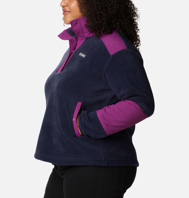 Women's Benton Springs™ Crop Pullover - Plus Size Women's Benton Springs™ Crop Pullover - Plus Size, a1