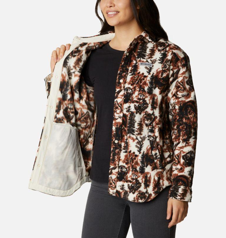 Women's Benton Springs™ Shirt Jacket Women's Benton Springs™ Shirt Jacket, a3