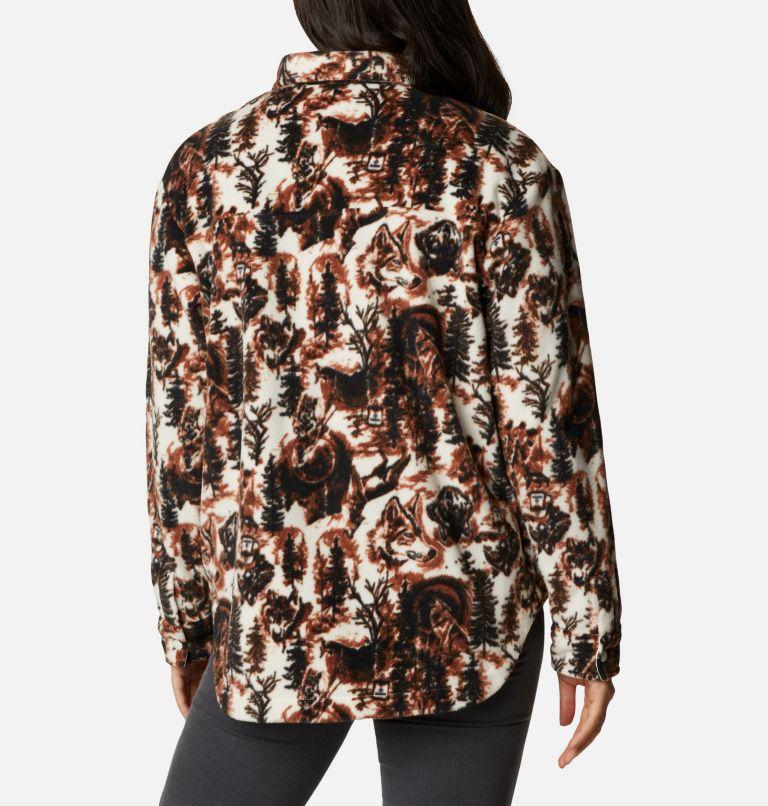 Women's Benton Springs™ Shirt Jacket Women's Benton Springs™ Shirt Jacket, back