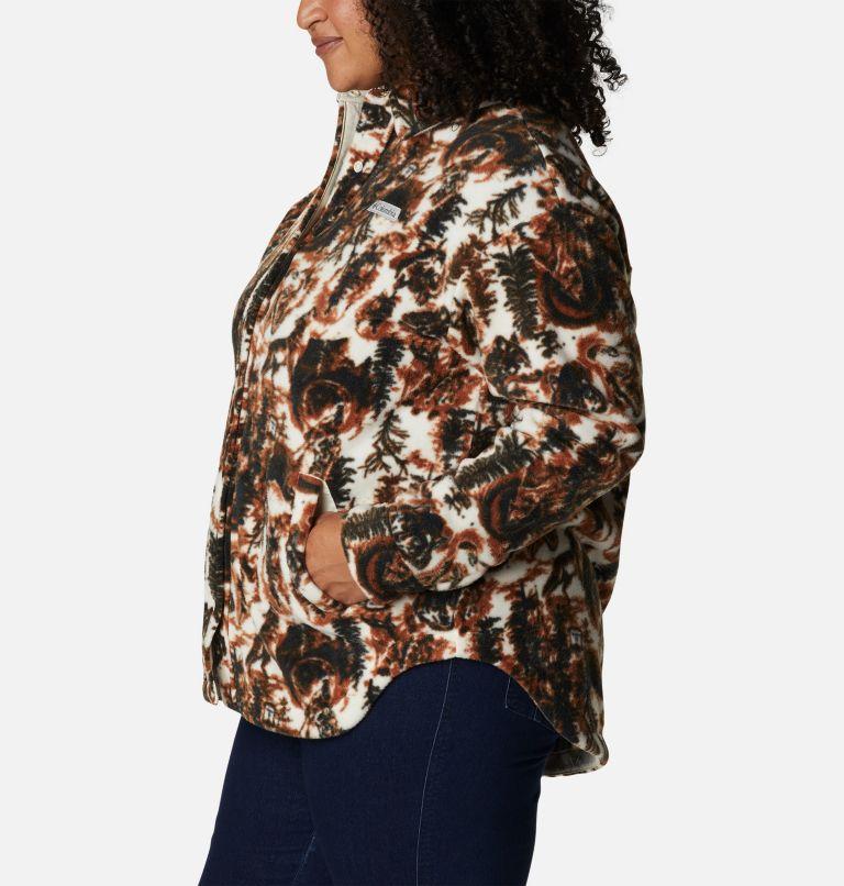 Women's Benton Springs™ Shirt Jacket - Plus Size Women's Benton Springs™ Shirt Jacket - Plus Size, a1
