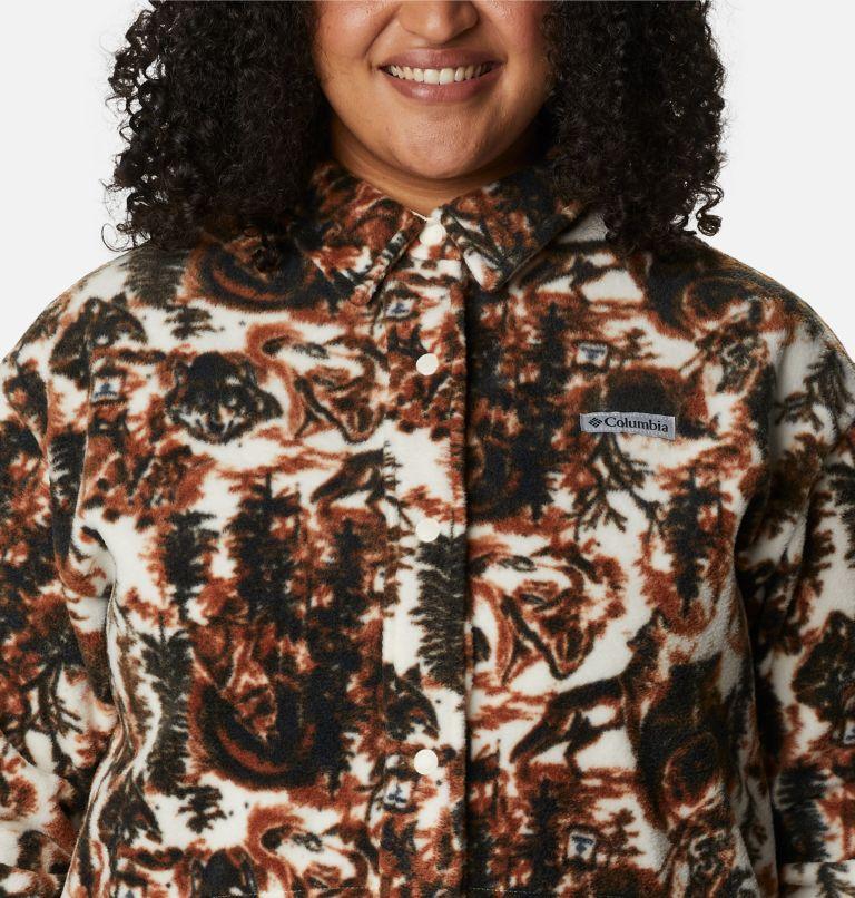 Women's Benton Springs™ Shirt Jacket - Plus Size Women's Benton Springs™ Shirt Jacket - Plus Size, a2